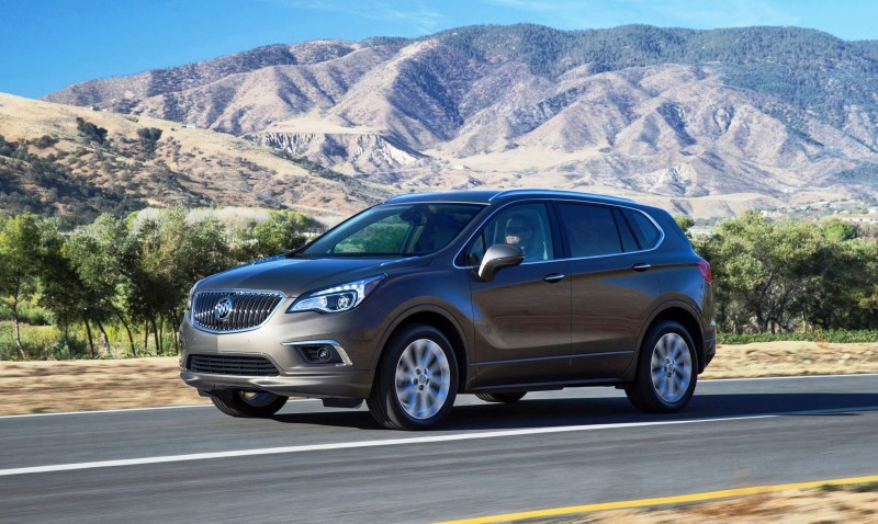2016 Buick ENVISION 2