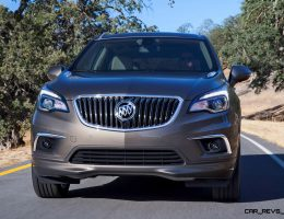 2016 Buick ENVISION Is New 5-Seat Crossover – Standard Turbo to Rival Audi Q5 – Arrives in April