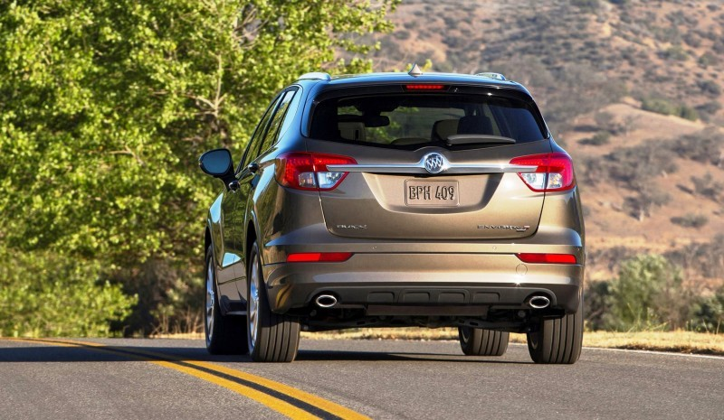 2016 Buick ENVISION 5
