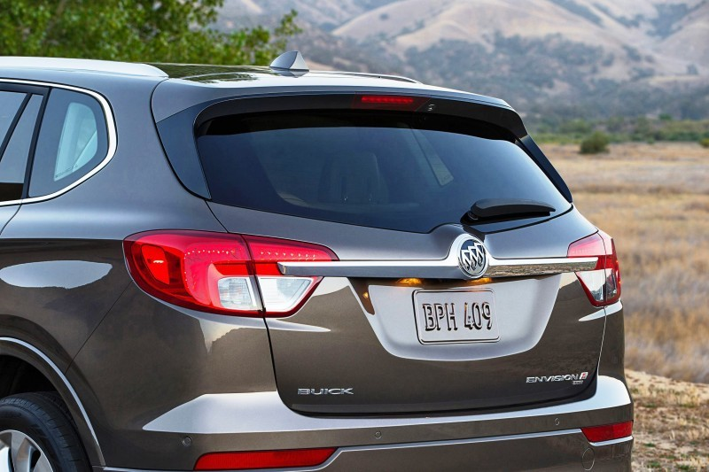 2016 Buick ENVISION 6