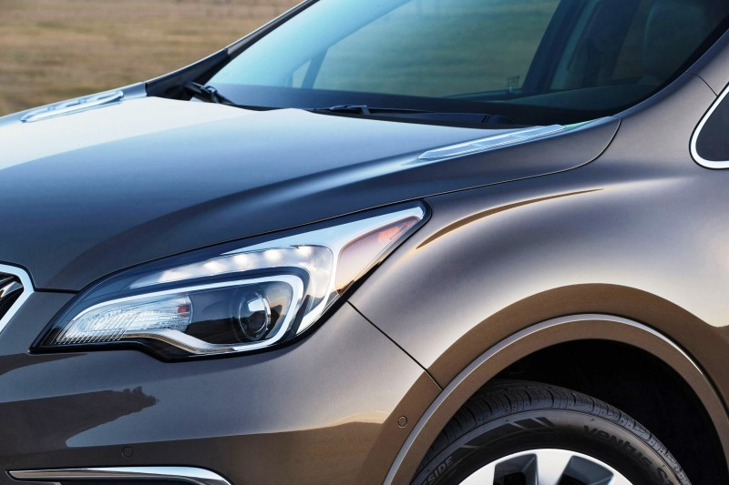 2016 Buick ENVISION 7