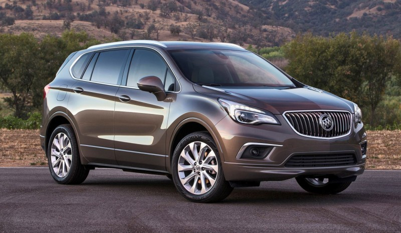 2016 Buick ENVISION 8