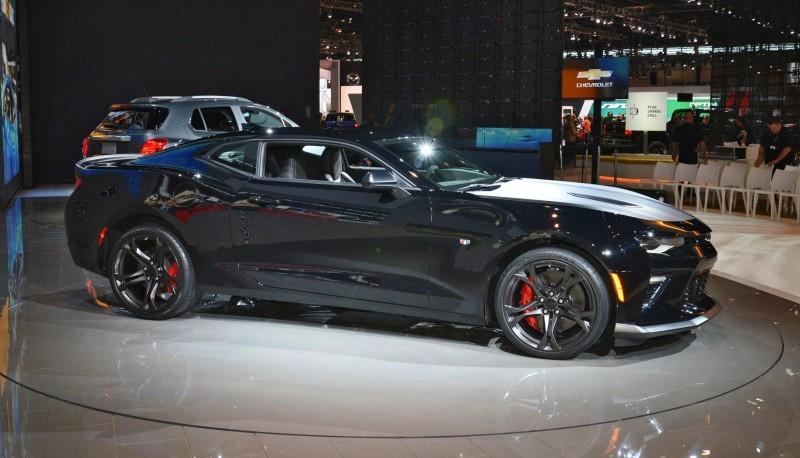 2016 Chevrolet Camaro 1LE 7