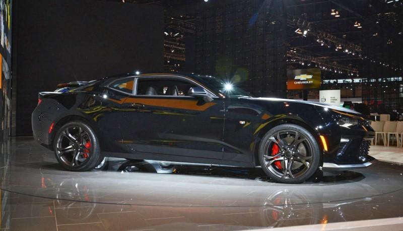 2016 Chevrolet Camaro 1LE 8