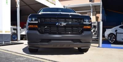 2016 Chevrolet SILVERADO 1500 Black Out Edition 11