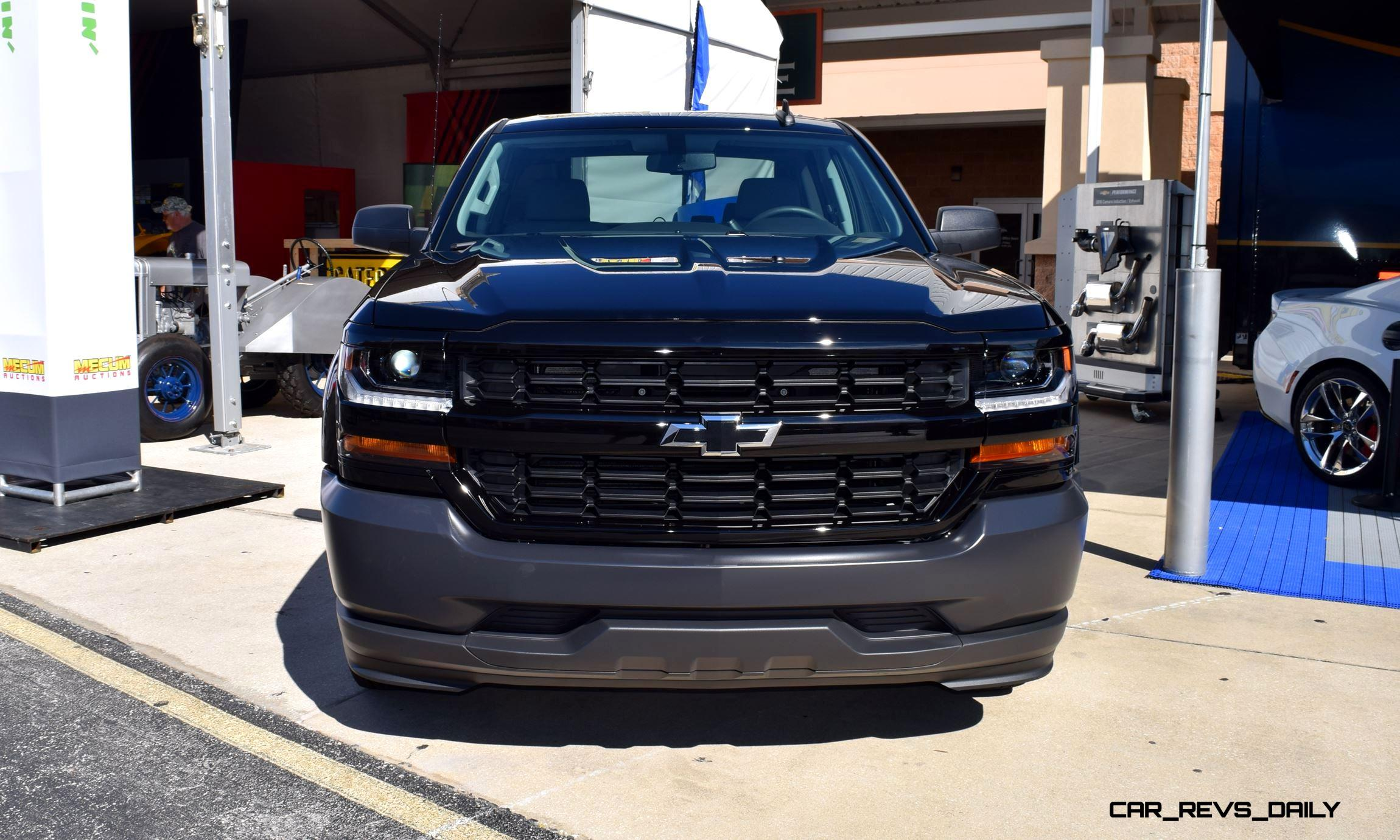 2016 Chevrolet SILVERADO Black Out Edition is $35k and ...