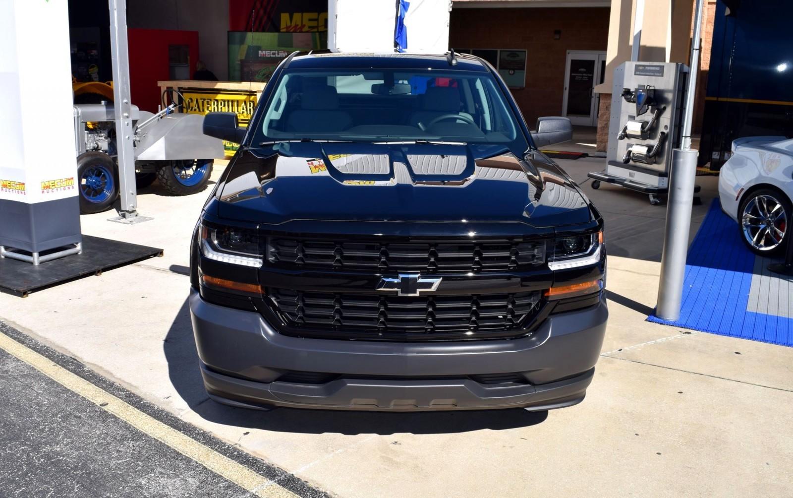 The Black Ops Edition Silverado at Kurtis Chevrolet in ...  Silverado Black Edition