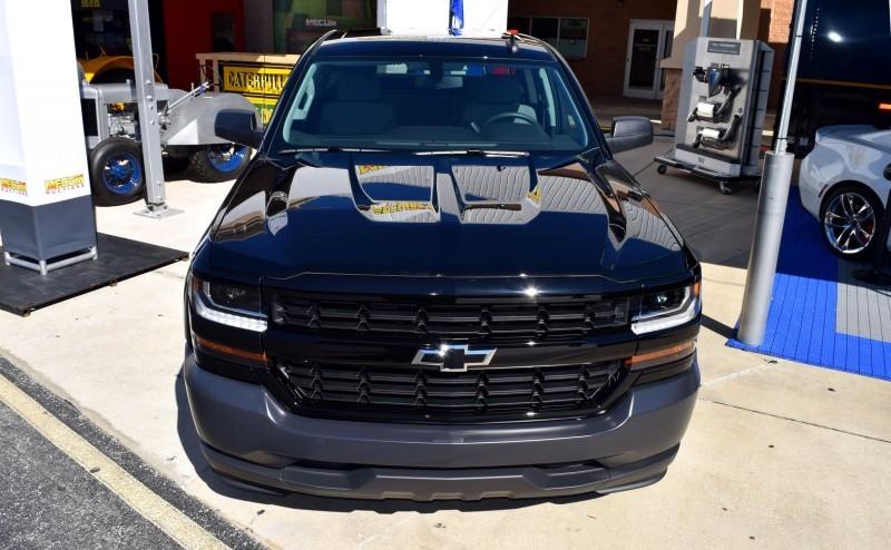 2016 Chevrolet SILVERADO 1500 Black Out Edition 14