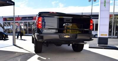2016 Chevrolet SILVERADO 1500 Black Out Edition 16