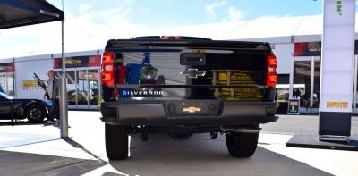 2016 Chevrolet SILVERADO 1500 Black Out Edition 17
