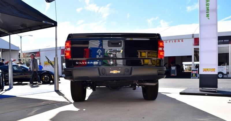 2016 Chevrolet SILVERADO 1500 Black Out Edition 18