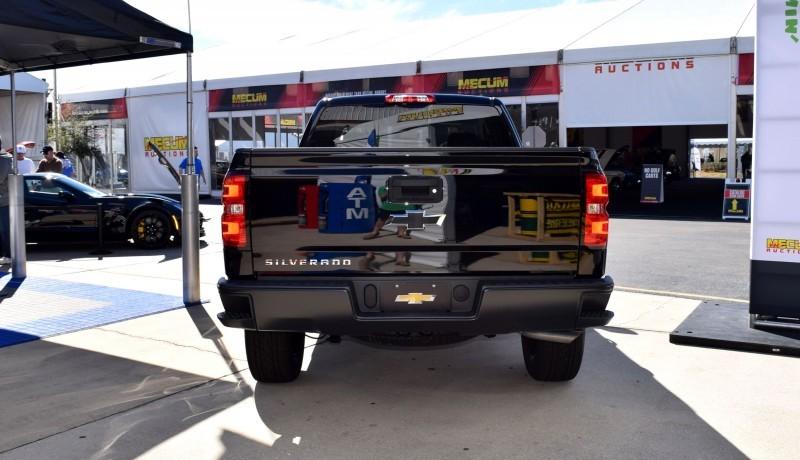 2016 Chevrolet SILVERADO 1500 Black Out Edition 19