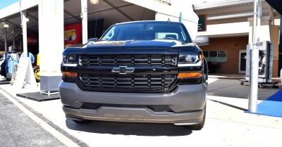 2016 Chevrolet SILVERADO 1500 Black Out Edition 3