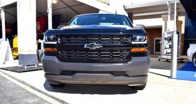 2016 Chevrolet SILVERADO 1500 Black Out Edition 4