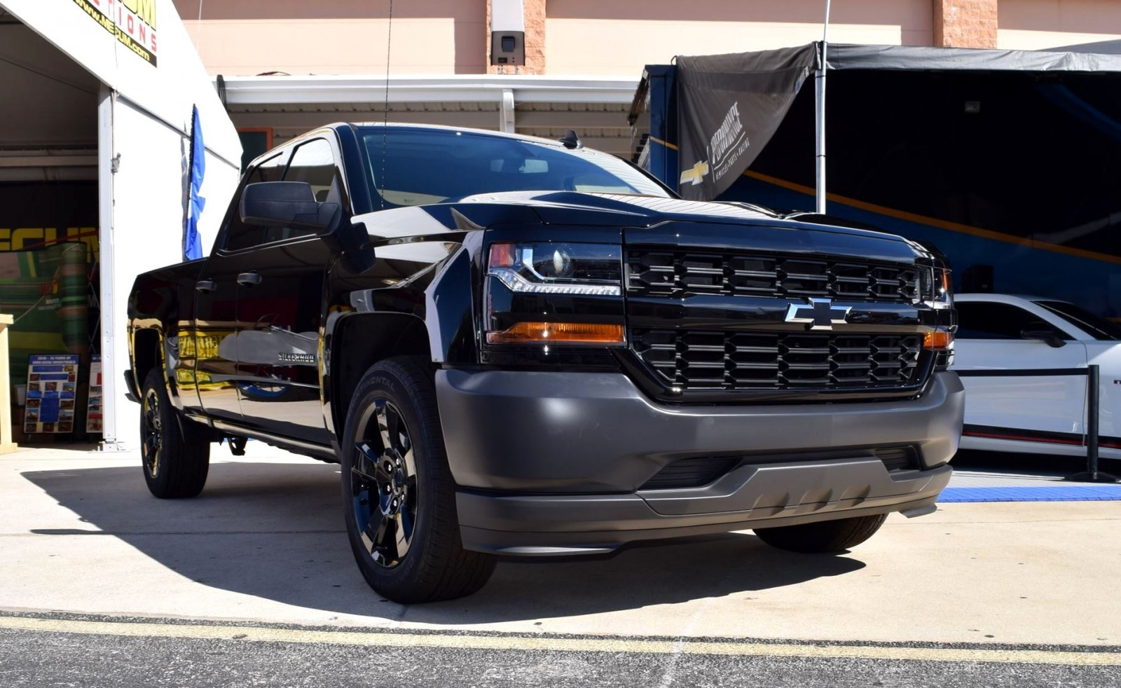 2016 chevrolet silverado black out edition is 35k and. Black Bedroom Furniture Sets. Home Design Ideas