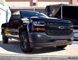 2016 Chevrolet Silverado eAssist – 500-Unit Hybrid V8 Cali Special