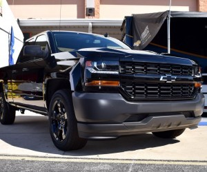 2016 Chevrolet Silverado Black Out Edition Is 35k And Dripping Wet Gloss
