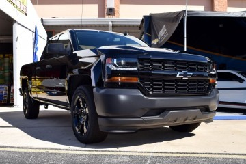 2016 Chevrolet SILVERADO 1500 Black Out Edition 8