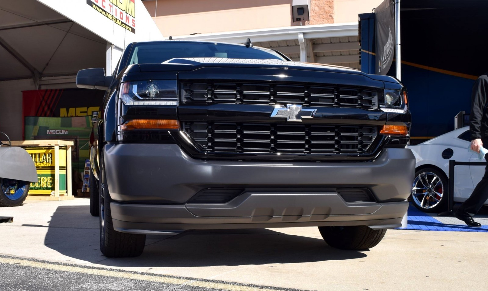 2016 Chevrolet SILVERADO Black Out Edition is $35k and ...  Silverado Black Edition