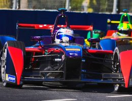 rELAX yOUR jAW!  DS VIRGIN Scores First SeXY ePRIX Win! Formula E Action GIFs + Private Track Practice Video
