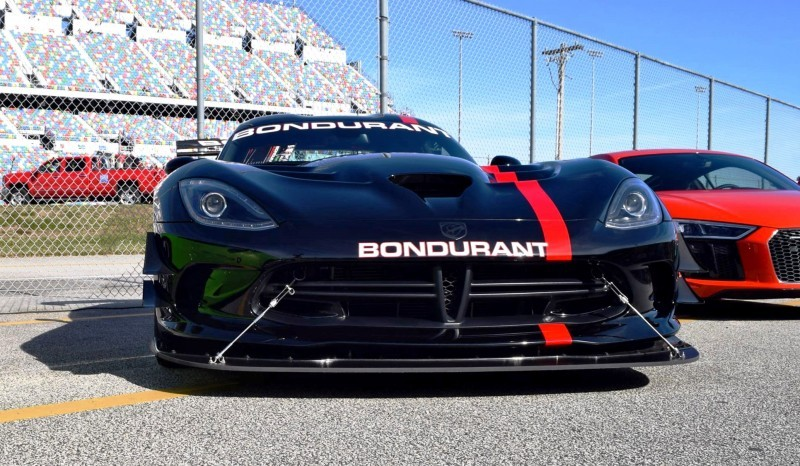 2016 Dodge VIPER ACR - Bondurant Black 1