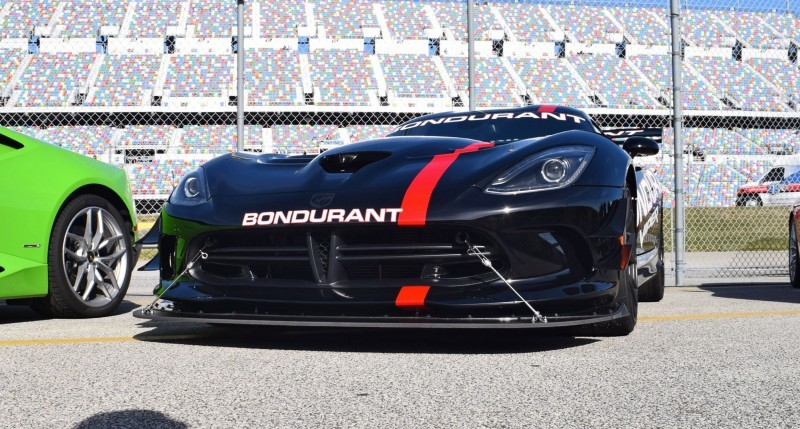 2016 Dodge VIPER ACR - Bondurant Black 13