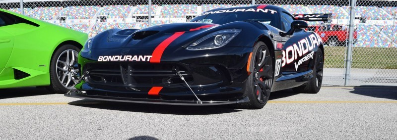 2016 Dodge VIPER ACR - Bondurant Black 14