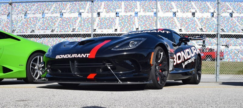2016 Dodge VIPER ACR - Bondurant Black 17