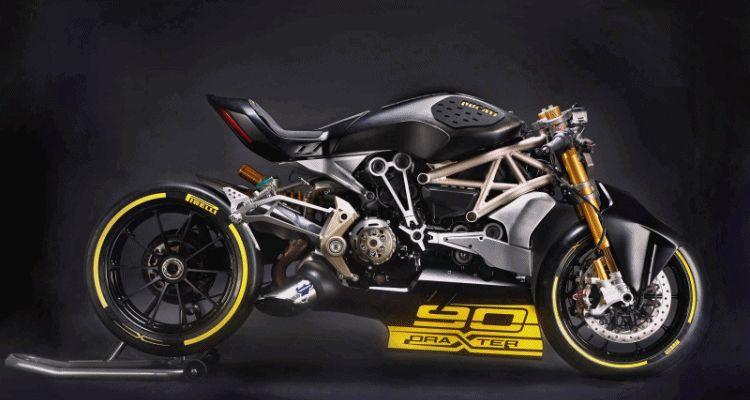2016 Ducati Draxter Concept