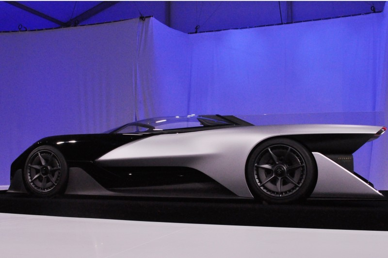 2016 Faraday Future FFZERO1 Concept 1