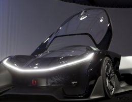 2016 Faraday Future FFZERO1 Concept Throws Down Gauntlet – Now or Never, Laggards