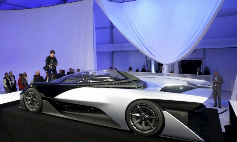 2016 Faraday Future FFZERO1 Concept 15