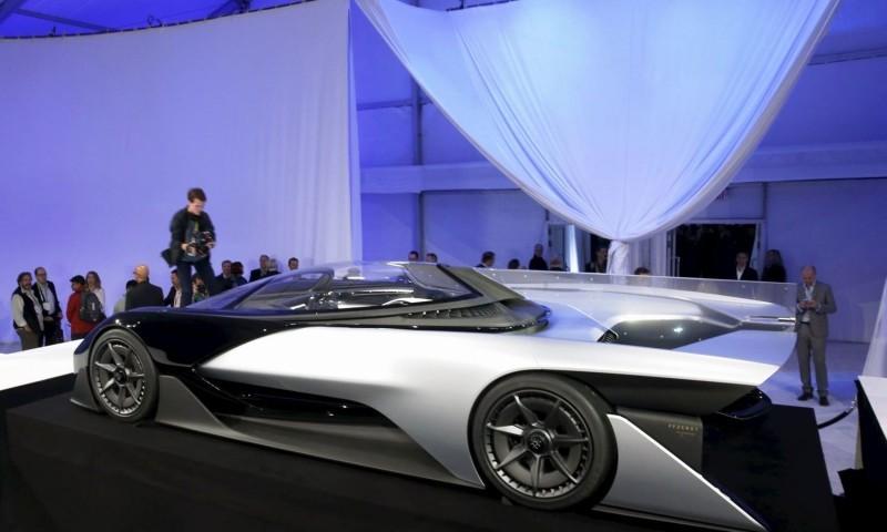 2016 Faraday Future FFZERO1 Concept 15