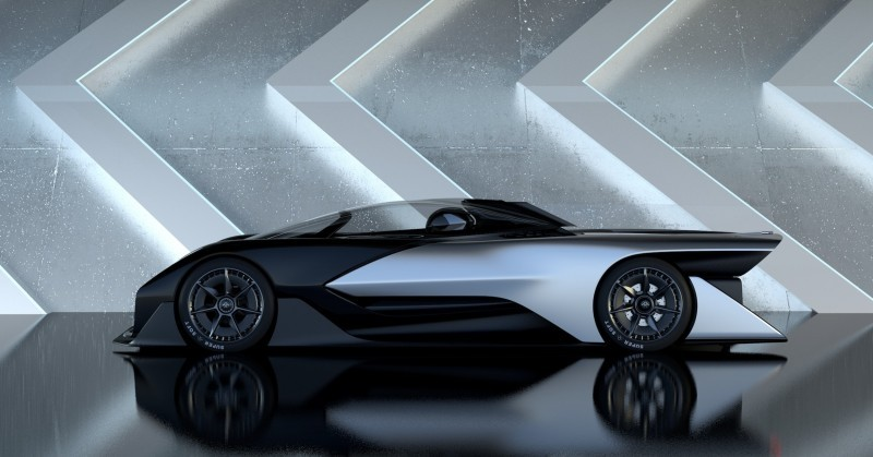2016 Faraday Future FFZERO1 Concept 19