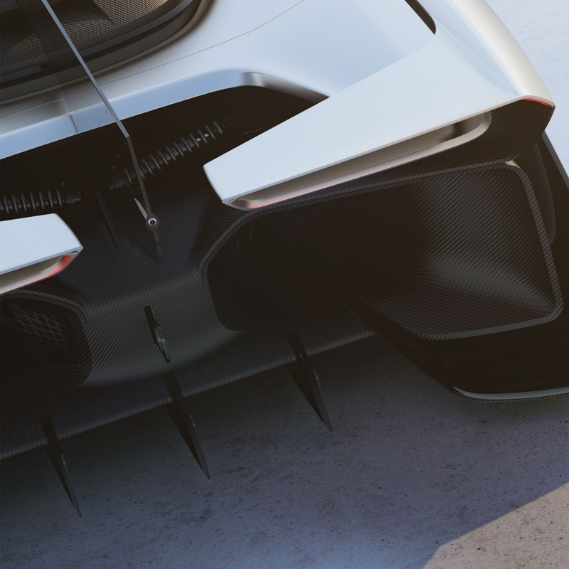 2016 Faraday Future FFZERO1 Concept 22
