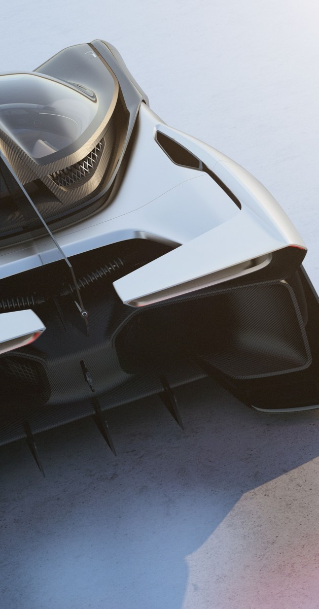 2016 Faraday Future FFZERO1 Concept 24