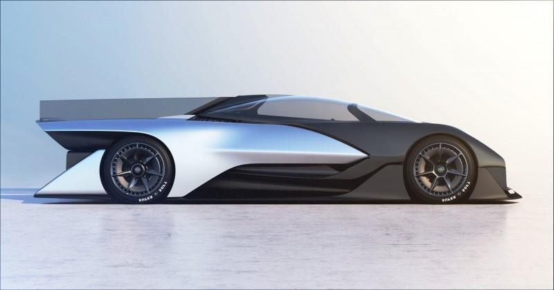 2016 Faraday Future FFZERO1 Concept 25