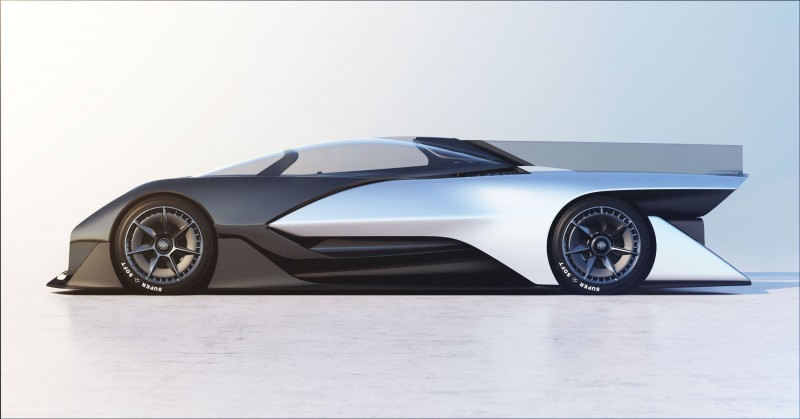2016 Faraday Future FFZERO1 Concept 26