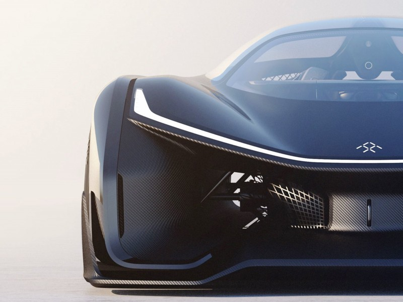 2016 Faraday Future FFZERO1 Concept 27