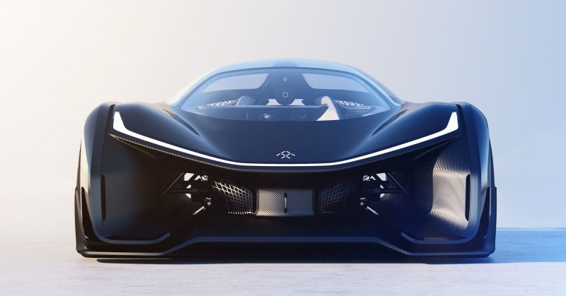2016 Faraday Future FFZERO1 Concept 28