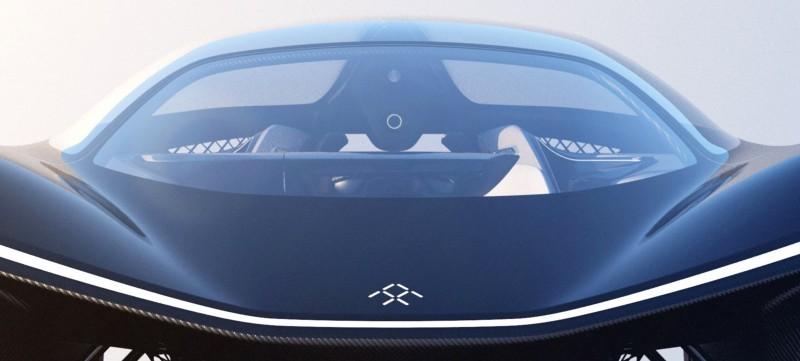 2016 Faraday Future FFZERO1 Concept 29