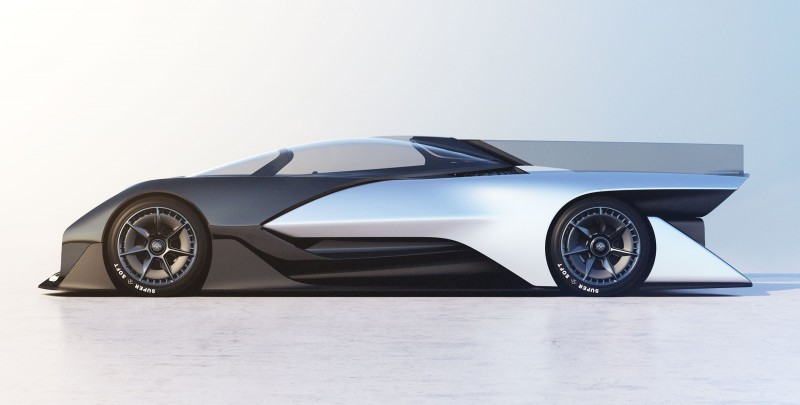 2016 Faraday Future FFZERO1 Concept 39