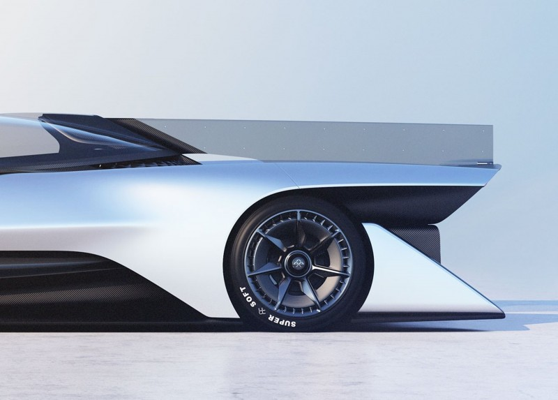 2016 Faraday Future FFZERO1 Concept 41