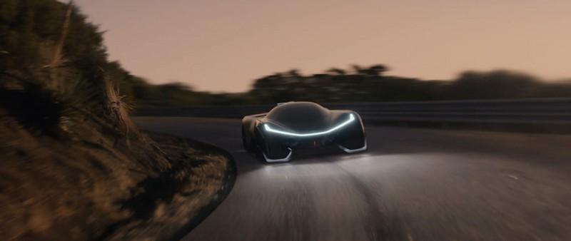 2016 Faraday Future FFZERO1 Concept 42
