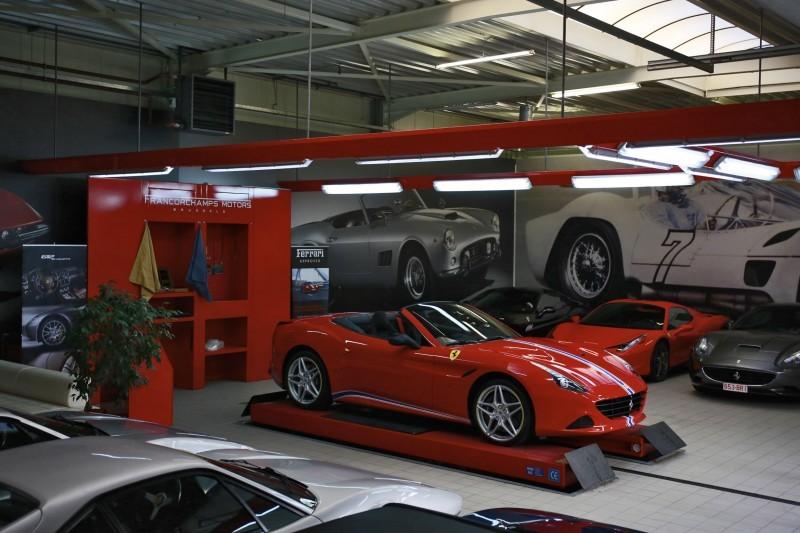 2016 Ferrari California T Red Tailor Made 13
