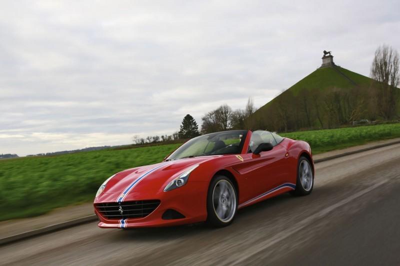 2016 Ferrari California T Red Tailor Made 15