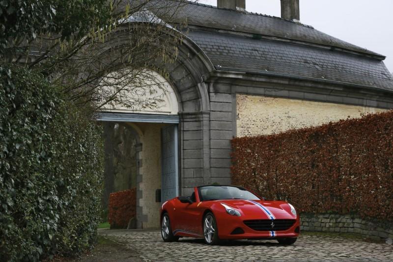 2016 Ferrari California T Red Tailor Made 17