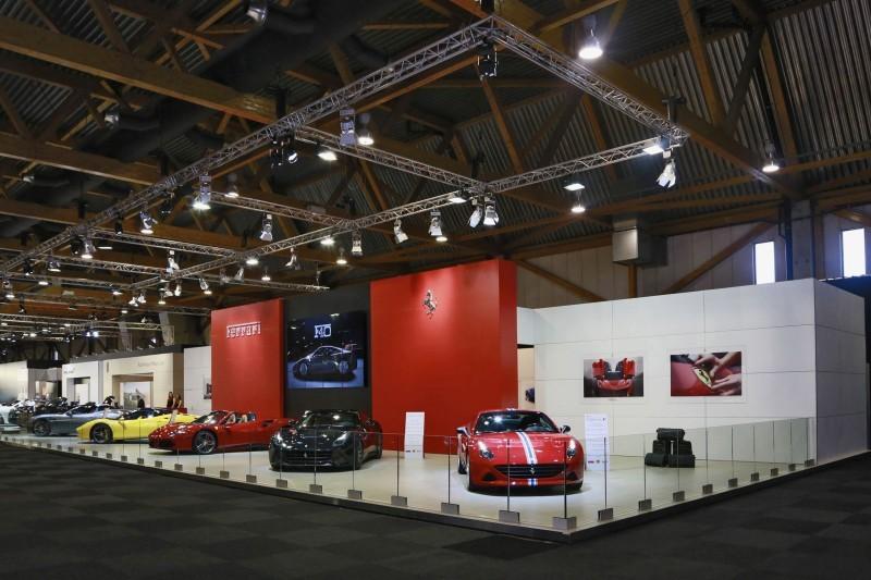 2016 Ferrari California T Red Tailor Made 18