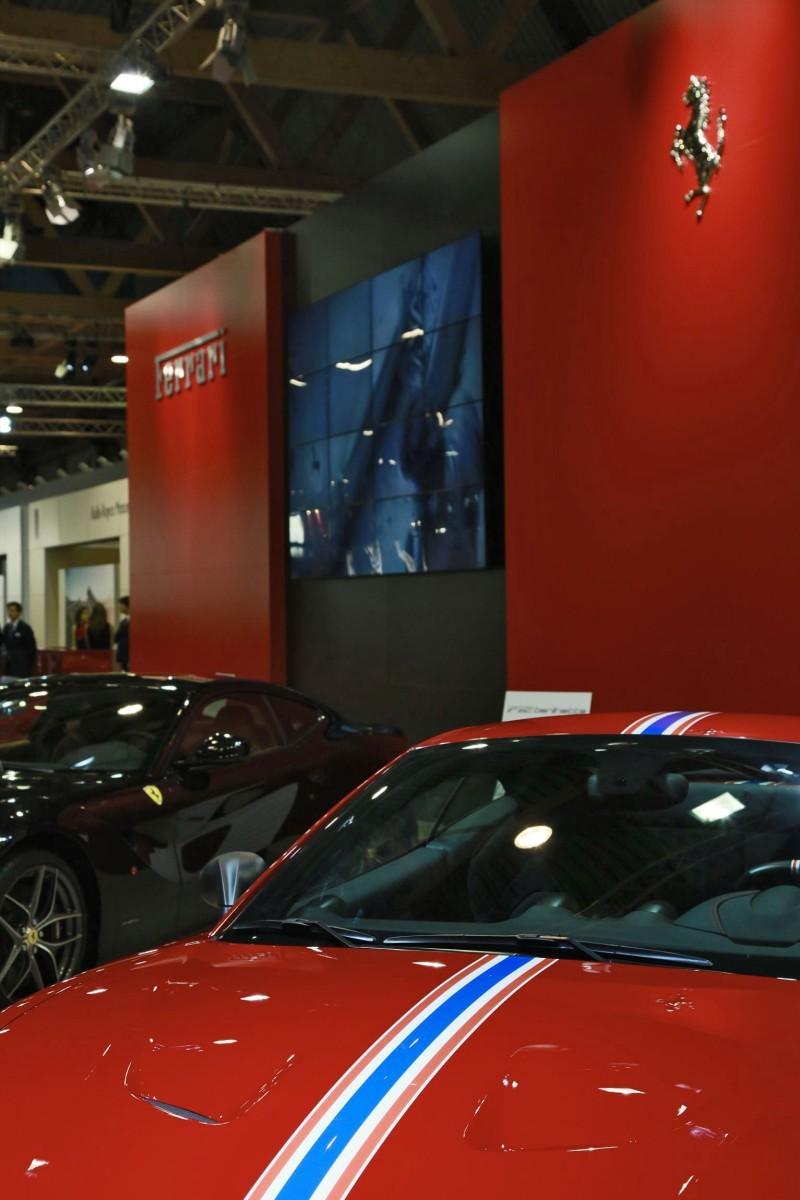 2016 Ferrari California T Red Tailor Made 20