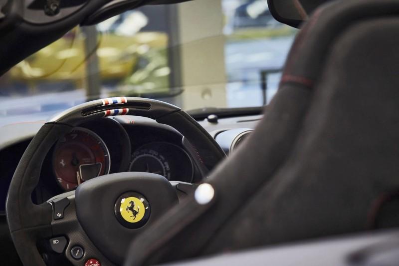 2016 Ferrari California T Red Tailor Made 5
